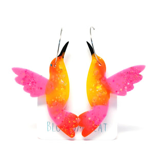 Hummingbird Hoops · 10