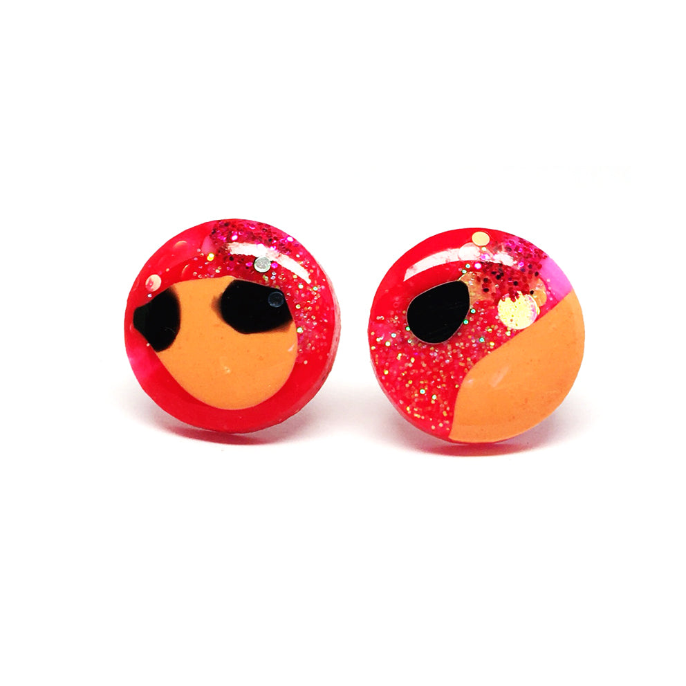 Resin Stud · Medium · 16mm · 10