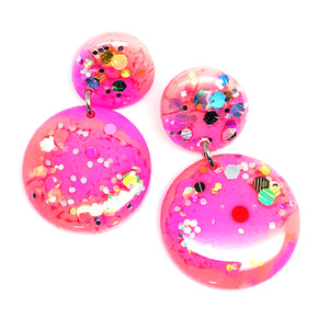 Resin · Mini Moondrop · Pink