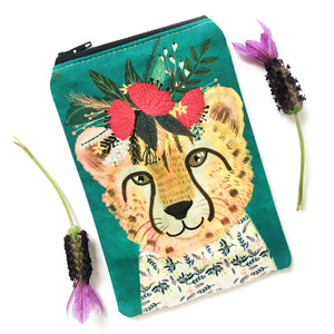 Coin Purse · Cheetah