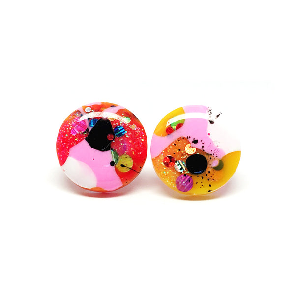 Resin Stud · Medium · 16mm · 17
