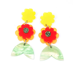 Garden Party Dangle · Mini · 24