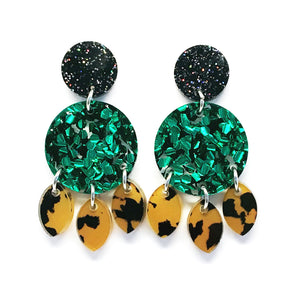 Mini Dangle · Droplets · Green