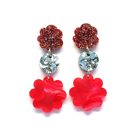 Mini Dangle · Daisy · Raspberry