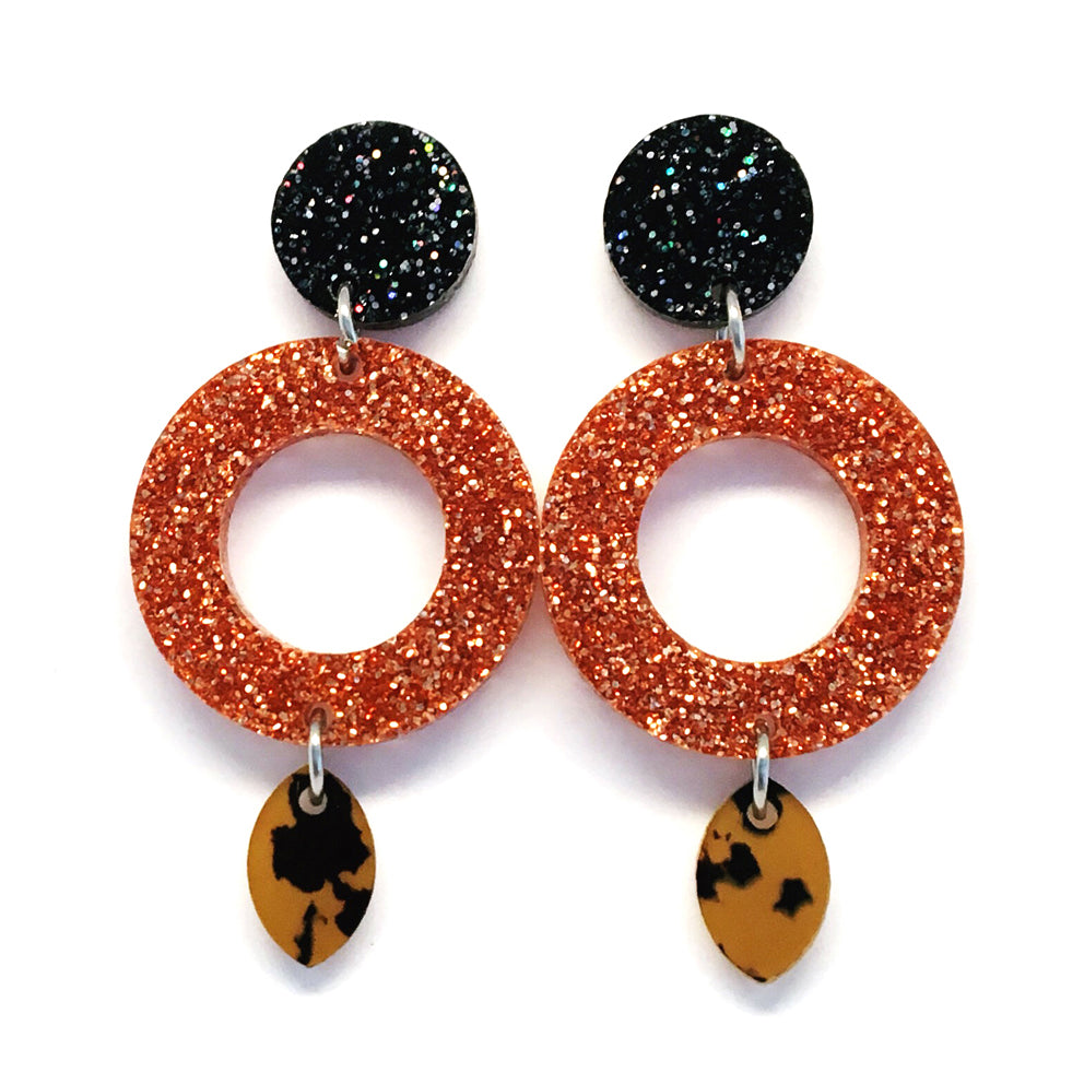 Mini Dangle · Hoop · Copper