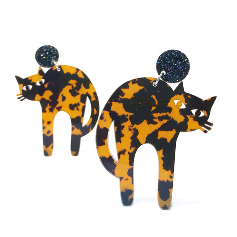 Spooky Cats · Leopard
