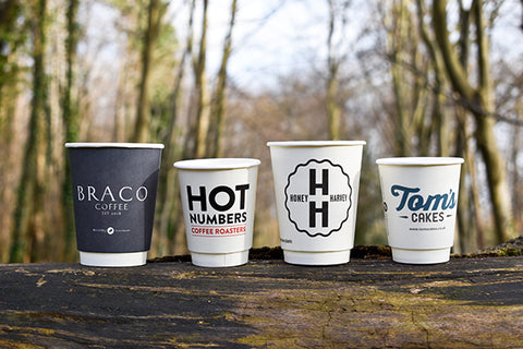 Branded Compostable Cups