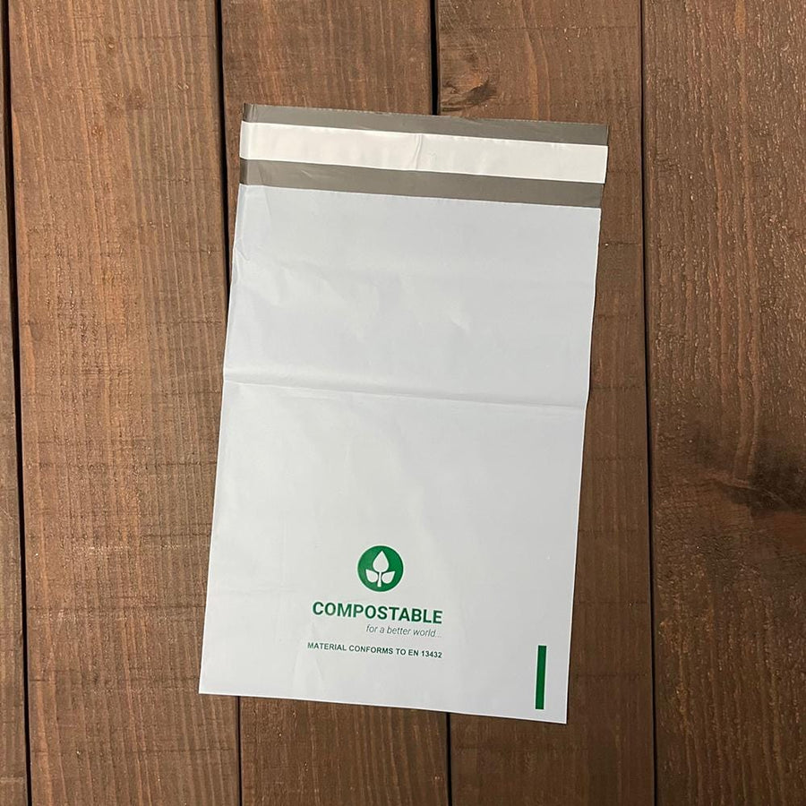 Co-Extruded Mailing Bags - Home Compostable - NaturePac