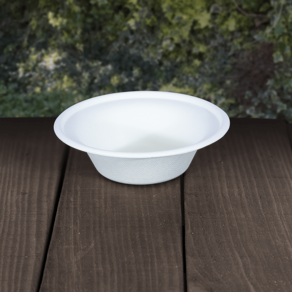 Bagasse Bowl - Compostable - NaturePac