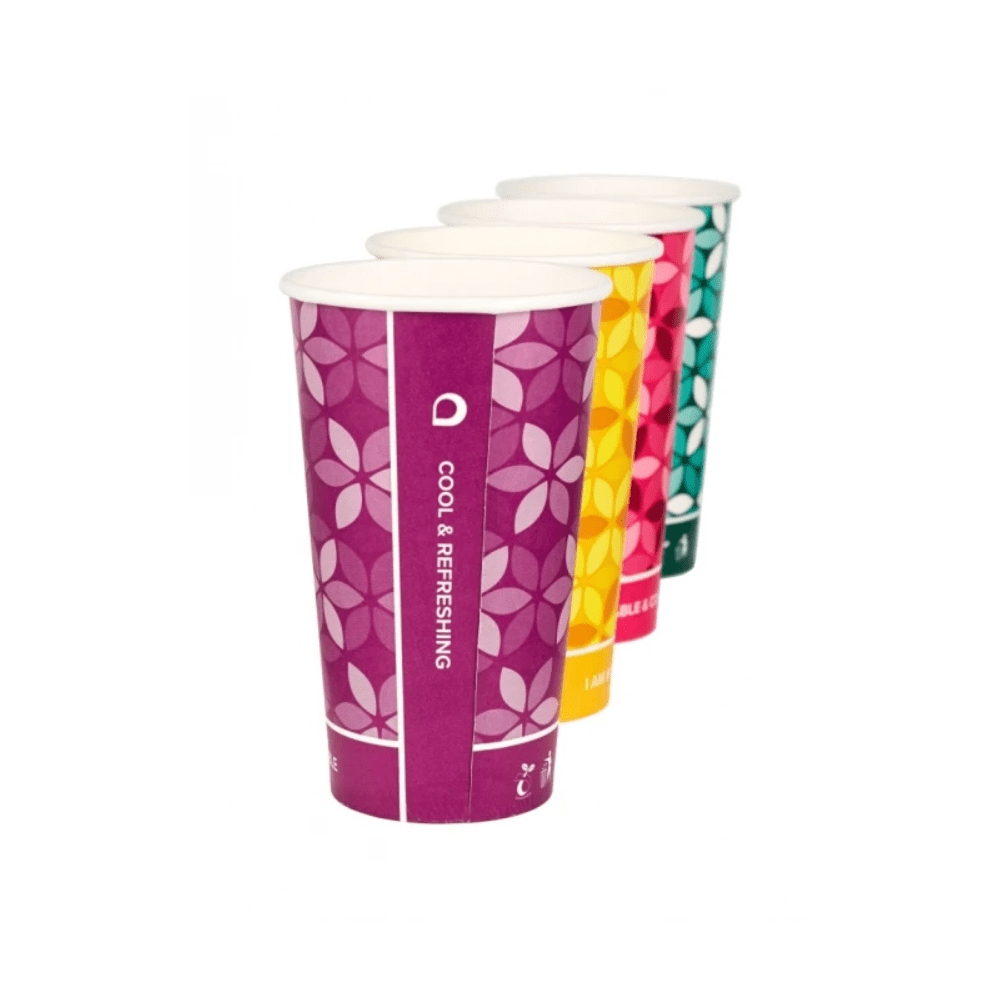 Paper Cups - Cold - Compostable - NaturePac