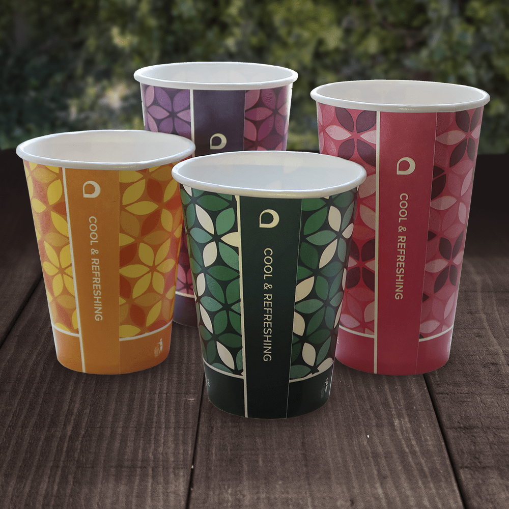 Compostable Cold Paper Cup