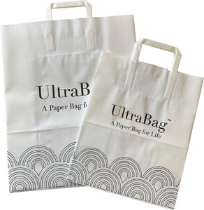 Reusable Paper Carrier Bags