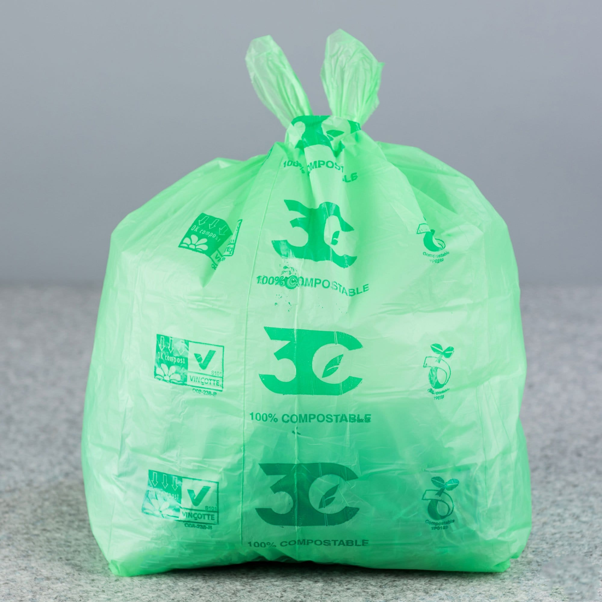 Caddy Bin Liners - Compostable - NaturePac