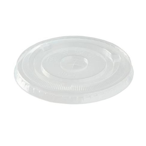 Clear Lids for Cold Paper Cups - Compostable - NaturePac