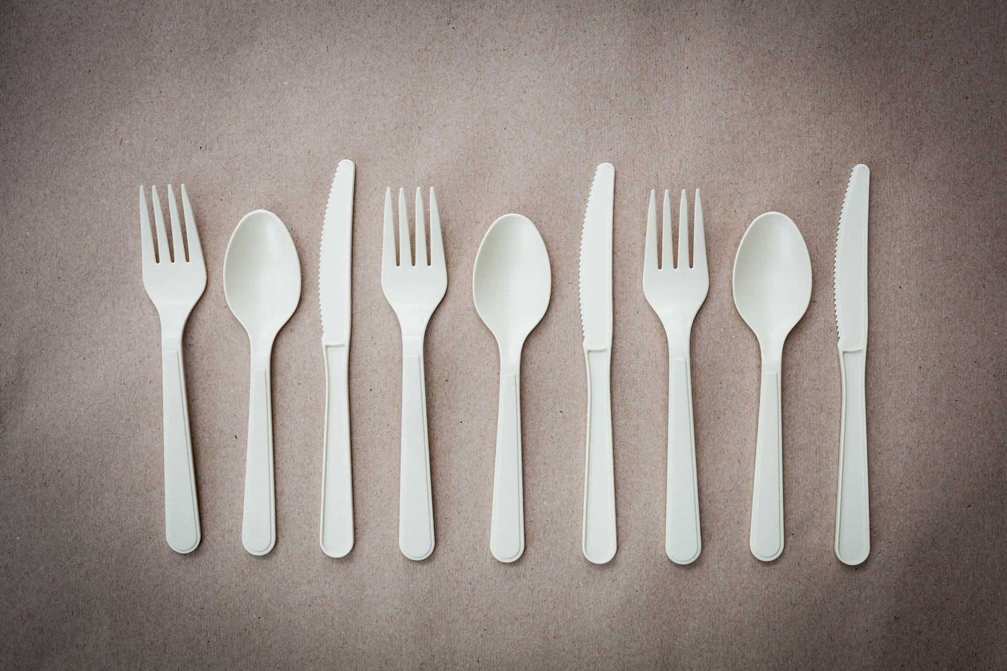 Cutlery - CPLA - Compostable - NaturePac