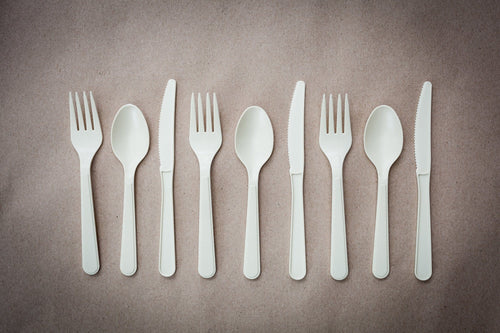 PLA Compostable Cutlery