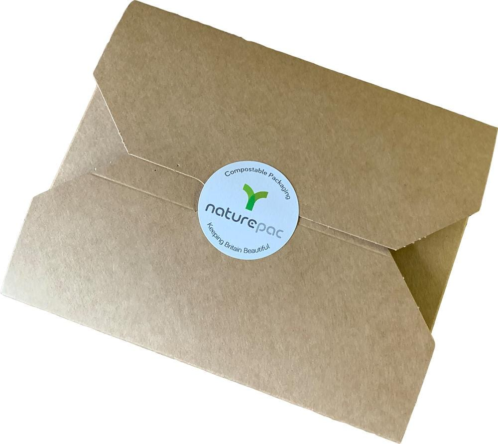 NaturePac Labels - Compostable