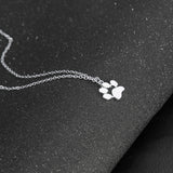 Pet lover necklace for women style