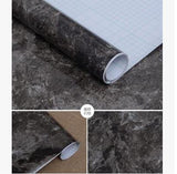Thick waterproof pvc imitation Marble pattern stickers wallpaper