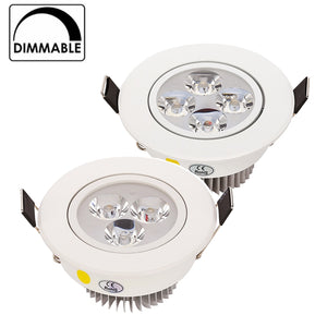 LED Downlight Dimmable Warm White Nature