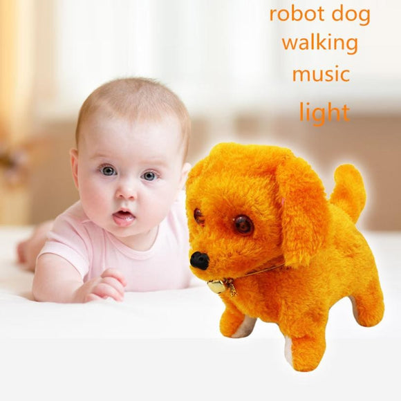 Electronic Walking Pet Dog Toy for Kids