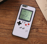 Gameboy Tetris Phone Cases for iPhone