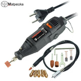 Multi-Function Rotary Mini Electric Drill Grinding Machine