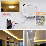 Led Downlight Ceiling bathroom Lamps living room light Home Indoor Lighting