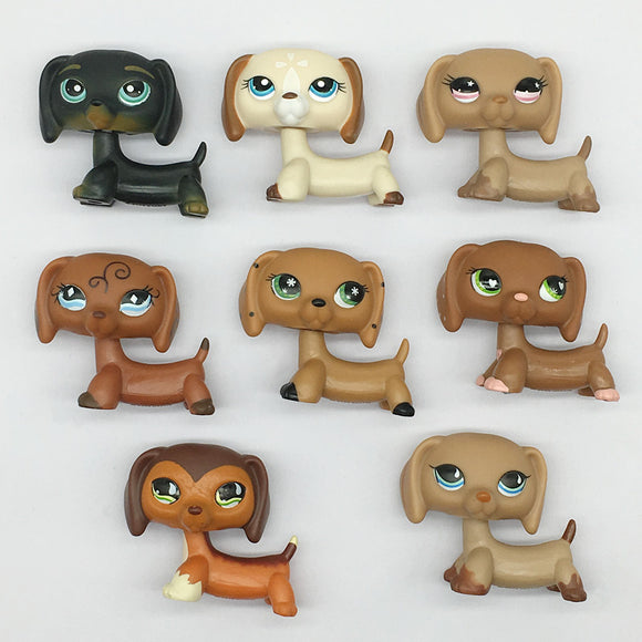 Pet shop toys Cutie Dachshund Toy