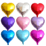 Heart love Balloons Inflatable Foil Wedding Valentine Day Decorations