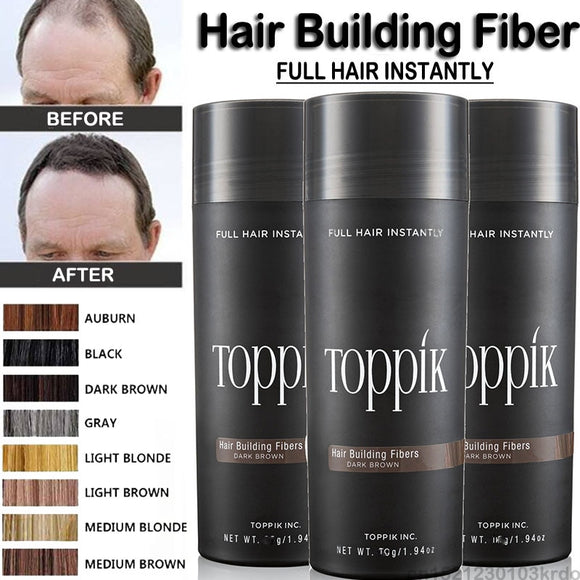Hair Fiber Toppik Spray Applicator Hair Building