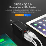 uick Charge 3.0 USB Charger 30W QC3.0 Fast Charging USB