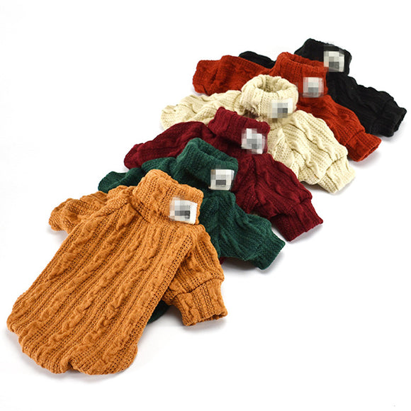 Warm Pet Clothing for Pets