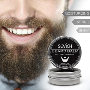 Natural Beard Balm Beard Conditioner Professional For Beard Growth