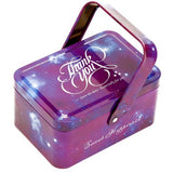 Tinplate Sealed jar packing storage boxes Chocolate candy cookies Valentine's Day Gift