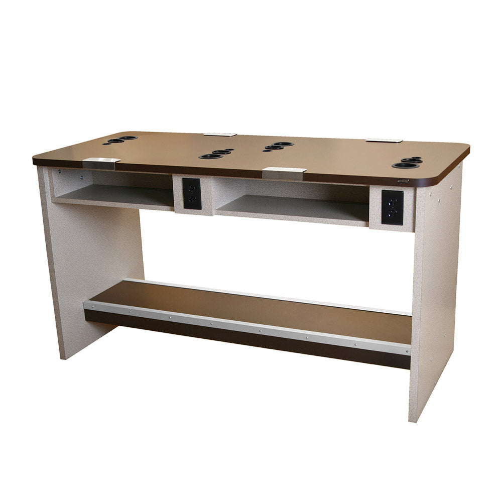 Mannequin Head Worktable - Collins