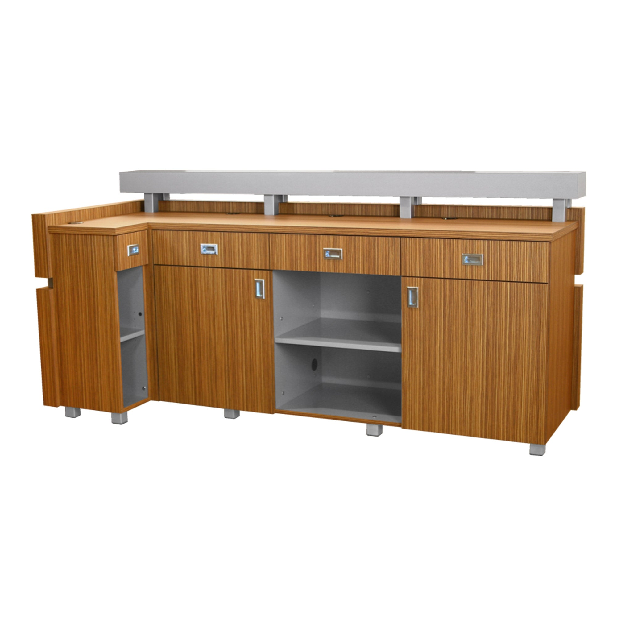 Darren Reception Desk - Collins