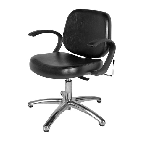 Massey Lever-Control Shampoo Chair - Collins