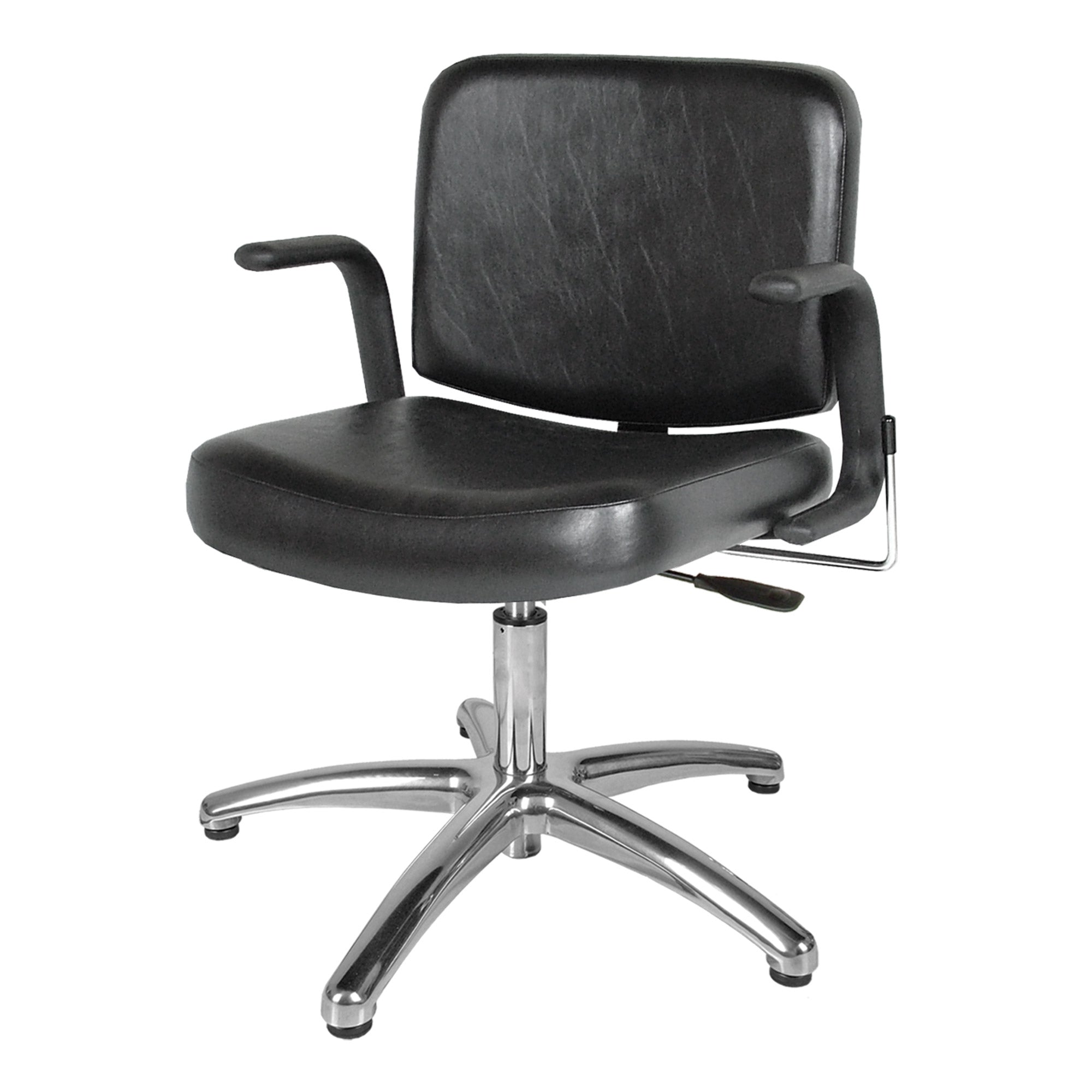 Monte Lever-Control Shampoo Chair - Collins