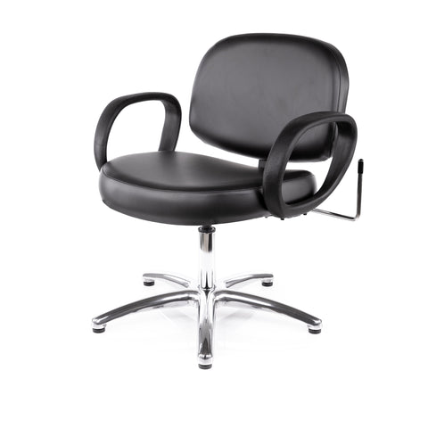 Biva-edu Lever Control Shampoo Chair - Collins