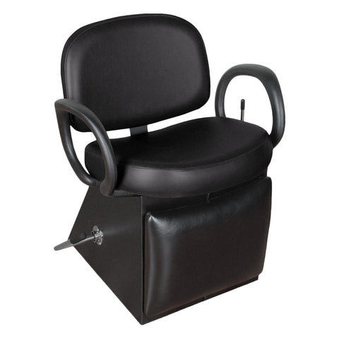 Kiva Shampoo Chair with Legrest - Collins