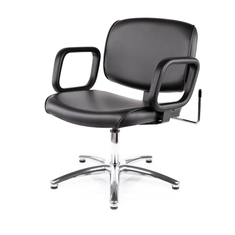 QSE-edu Lever Control Shampoo Chair - Collins