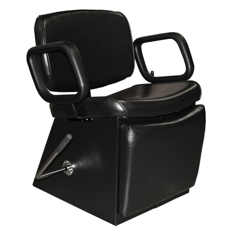 QSE Shampoo Chair with Legrest