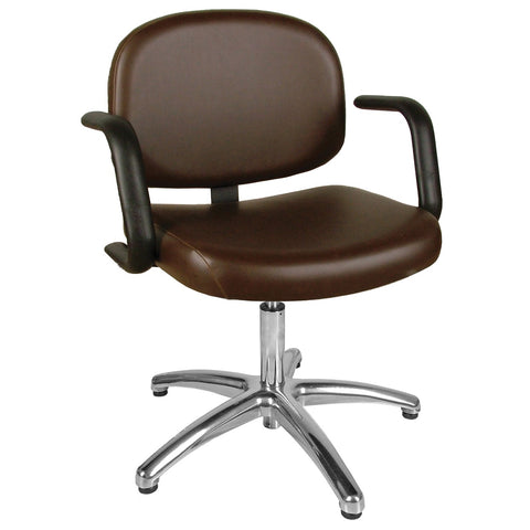JayLee Shampoo Lever-Control Shampoo Chair - Collins