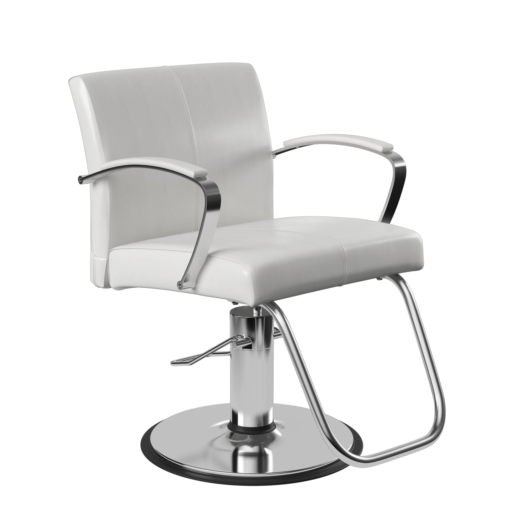 Mallory Plush Styling Chair - Collins - Salon Equipment and Barber Equipment