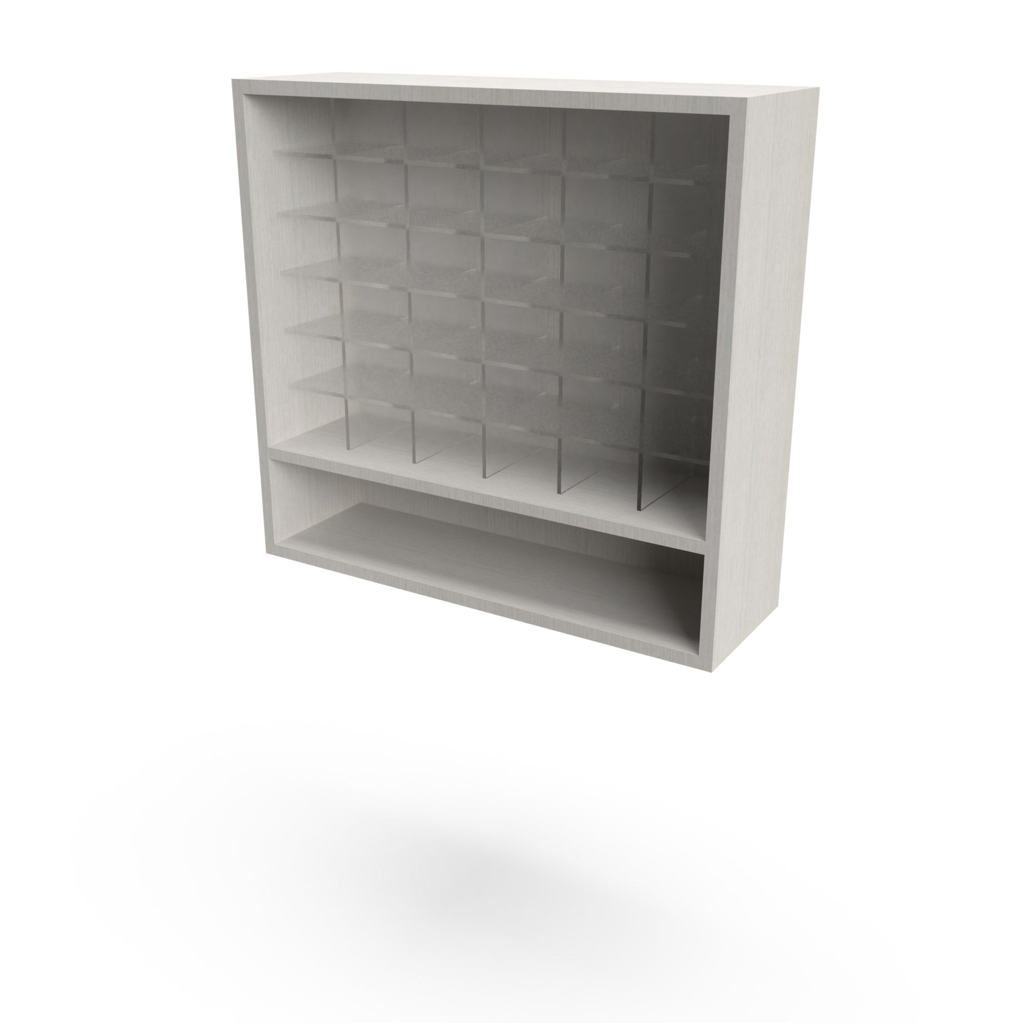"Organizer 32"" Color Cubbies"