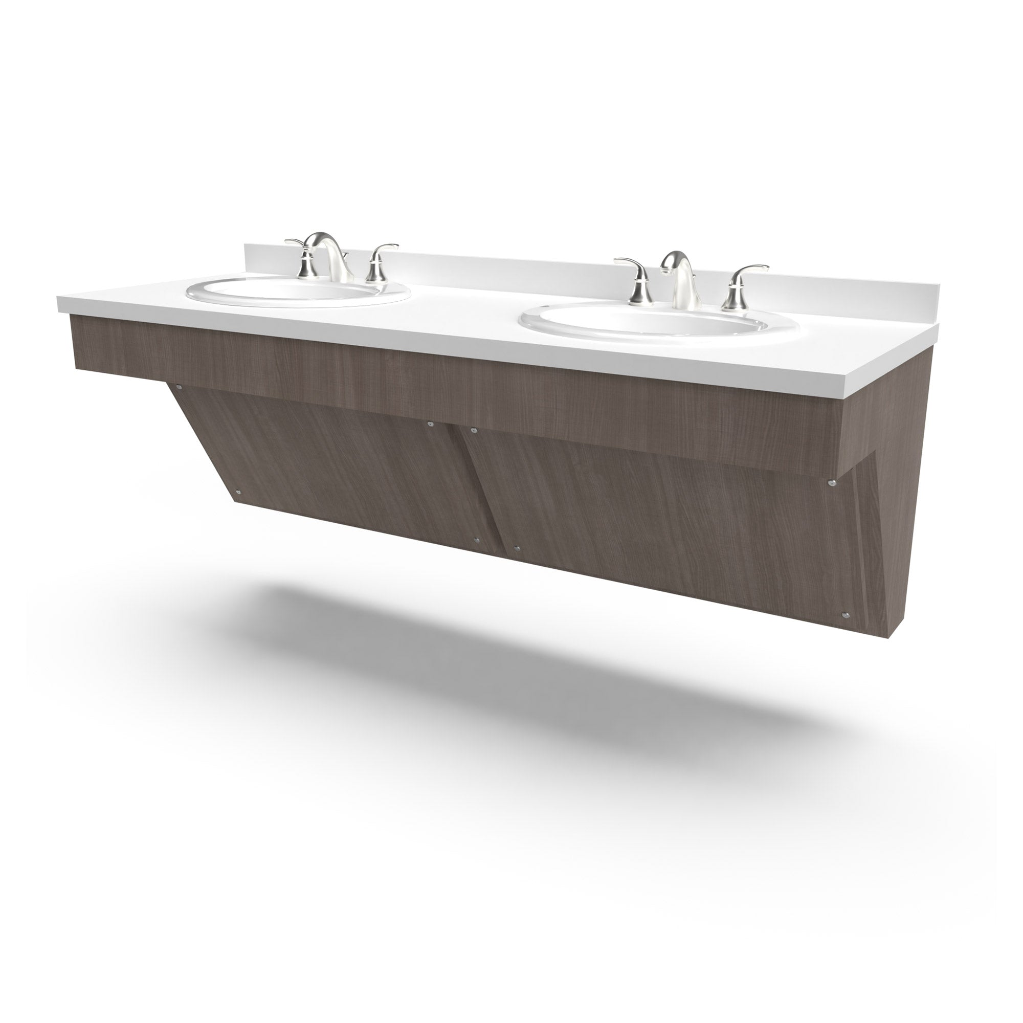 ADA Bathroom Vanity - Collins
