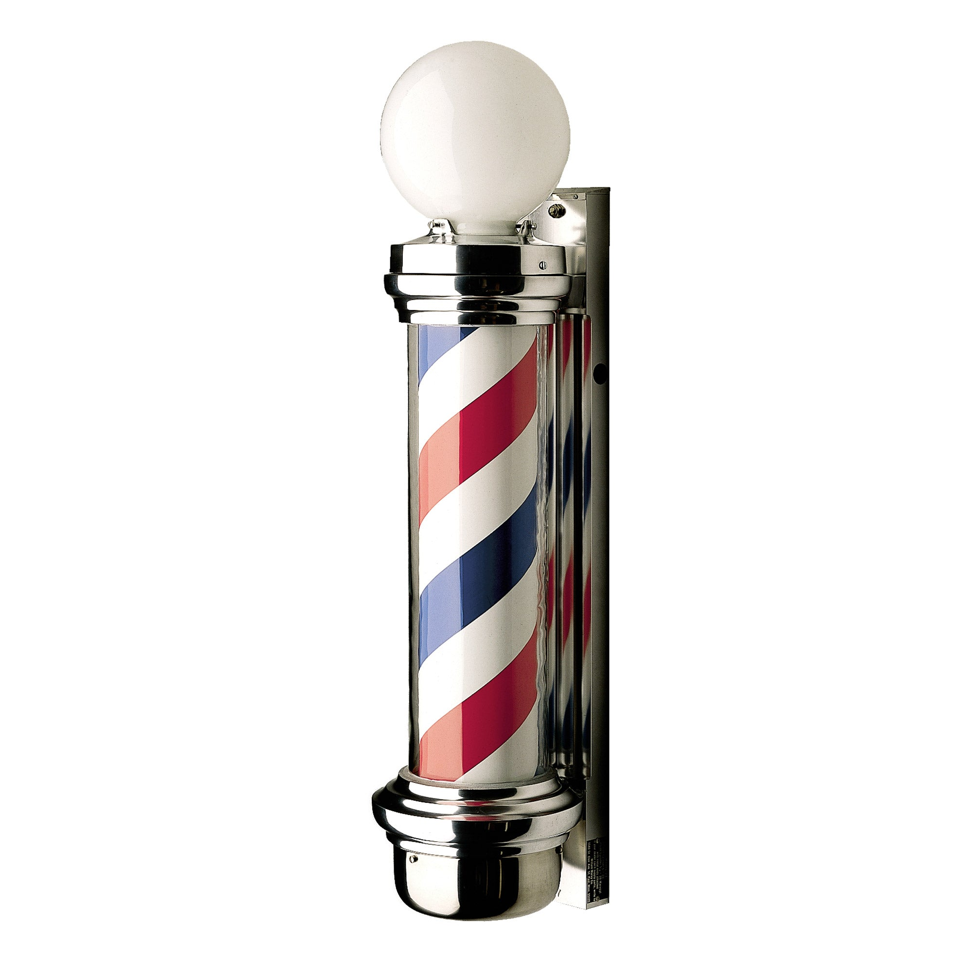 Large Barber Pole - Collins