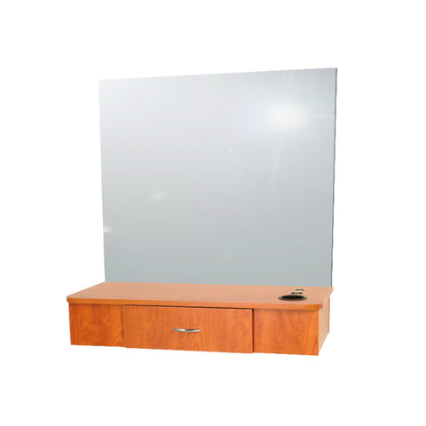 "Cameo 36"" Wall-Mounted Styling Station - Collins"
