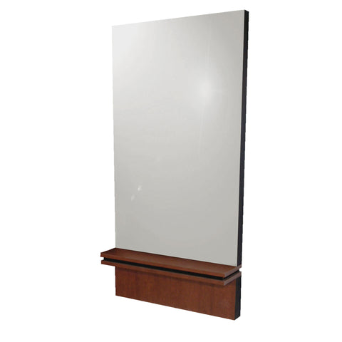 NEO Wall-Mounted Mirror and Ledge - Collins